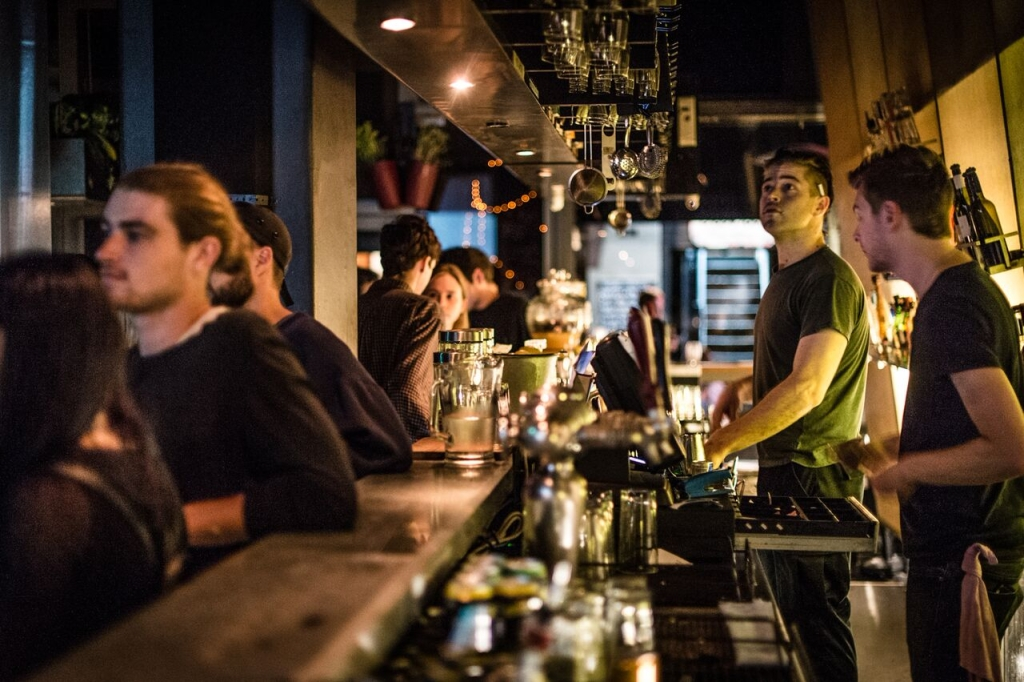 hospitality bar hvac