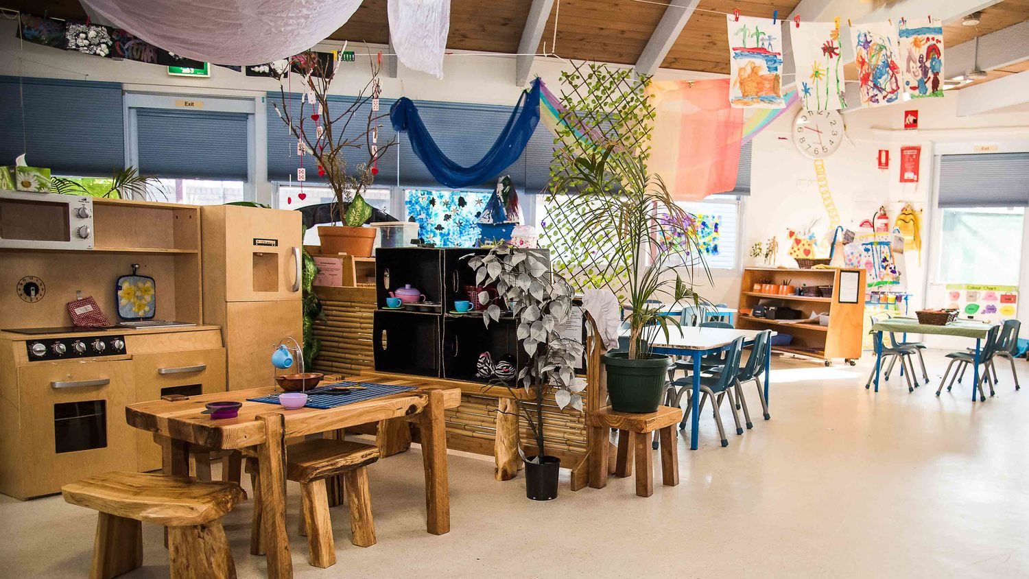Saltwater children 39 s centre cfm air conditioning heating for Childcare centre