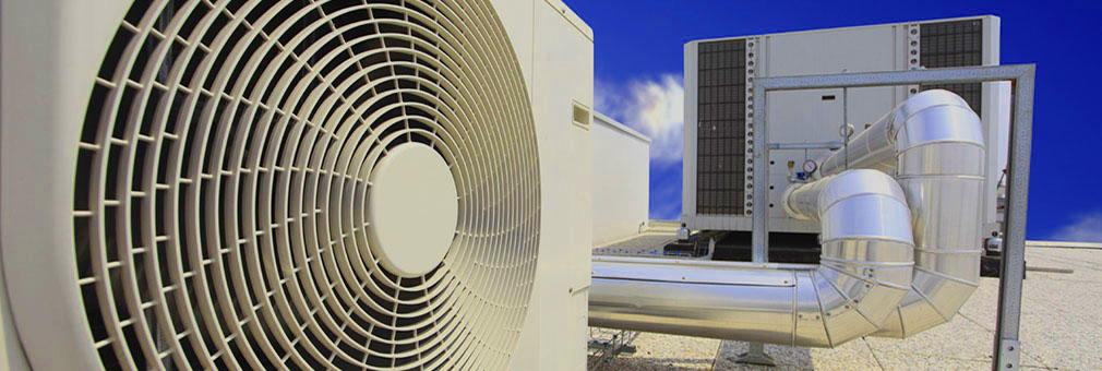 HVAC heating cooling air conditioning service repairs maintenance Commercial Industrial